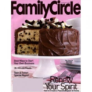 Family Circle Magazine – 3 FREE issues