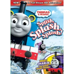 Thomas & Friends: Splish, Splash, Splosh (Giveaway)