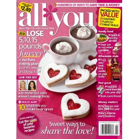 ALL*YOU Magazine:  Grab this Deal
