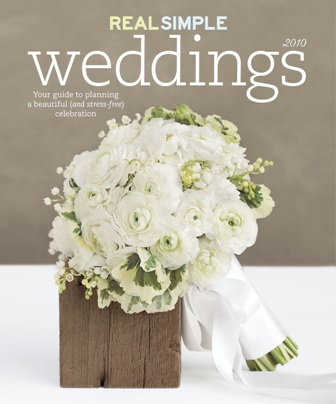Real Simple Weddings 2010 (Giveaway)