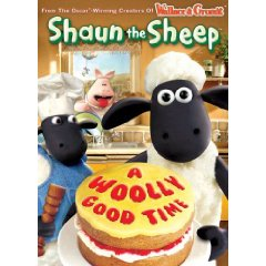 Shaun the Sheep: A Woolly Good Time (Giveaway)