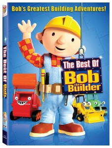 The Best of Bob the Builder DVD (Giveaway)