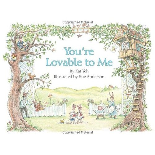 Fiction Friday (You're Lovable to Me by Kat Yeh)