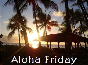 Aloha Friday (SuperBowl Snackin')