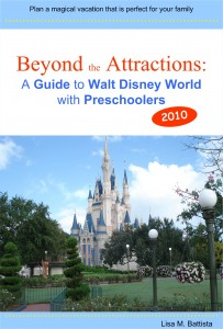Walt Disney World w/a Preschooler (Giveaway)