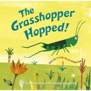 Fiction Friday: The Grasshopper Hopped