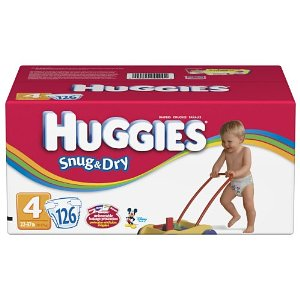 Hurry – Huggies Coupons have been Reset!