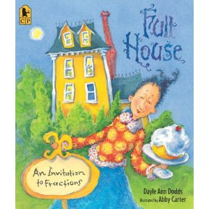 Fiction Friday: Full House (An Invitation to Fractions)