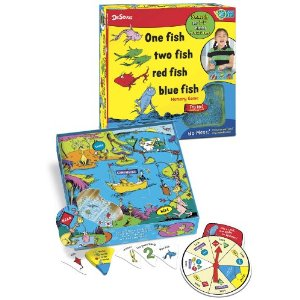 Seuss  Fish  Fish on Dr  Seuss One Fish Two Fish Game     By    I Can Do That Games