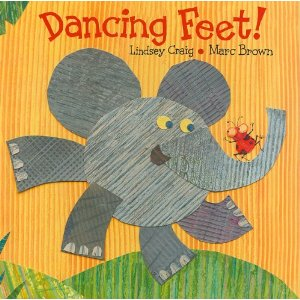 Fiction Friday: Dancing Feet by Lindsey Craig