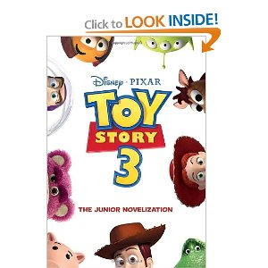Fiction Friday: Toy Story 3 Favorites