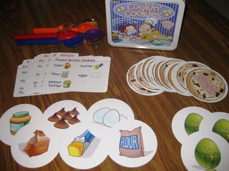 Cookin' Cookies, PB&J, Yo Gabba Gabba & more – Fundex Games (#Giveaway)- 5 winners (CLOSED)