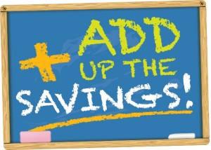 Kroger's Add Up the Savings Event ($25 Gift Card Giveaway) – CLOSED