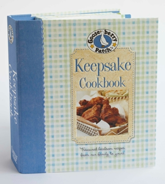 Gooseberry Patch Keepsake Cookbook #Giveaway (CLOSED)