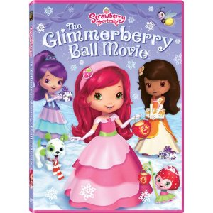Strawberry Shortcake: The Glimmerberry Ball Movie DVD (#Giveaway) – CLOSED