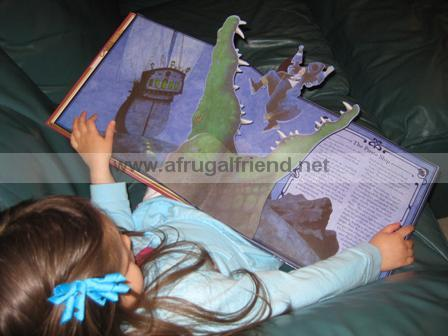 Peter Pan Pop Up Book By Silver Dolphin Books Giveaway