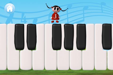 Juno's Piano App for Preschoolers- (iPhone/iPad) - Finding Debra