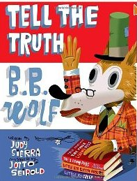 Fiction Friday: Um, did I miss something about the Big Bad Wolf?