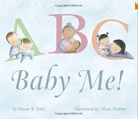 Fiction Friday: Baby Edition (Busy Gorillas, Somewhere So Sleepy, and ABC Baby Me)