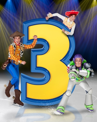 Disney on Ice: Toy Story 3 coming to Dallas (Tickets Giveaway) – CLOSED