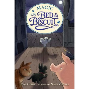 Fiction Friday: Wild Times at the Bed & Biscuit (ages 6-10)