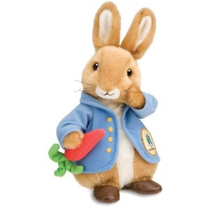 Pottery Barn Kids Peter Rabbit Special Appearances