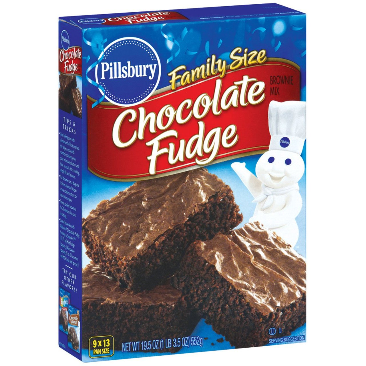 New Pillsbury 55 Cents Off Coupon Frosting Brownie