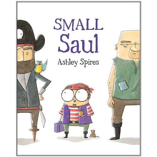 Fiction Friday (Pirate Edition): Small Saul