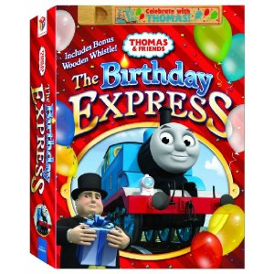 $2 Printable Coupons for: Thomas & Friends: The Birthday Express DVD; Barney: I Can Do It DVD