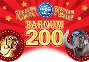 July 26th: FREE Ringling Bros.and Barnum & Bailey Circus Celebration (Dallas)
