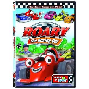 Roary The Racing Car Dvd Menu
