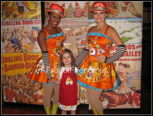 Ringling Bros. and Barnum & Bailey hits Dallas/Ft Worth – and we were there!