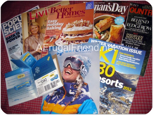 Mailbox Monday:October 24th…… (all this for FREE)