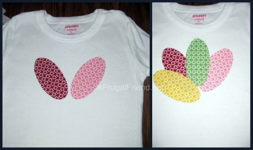 Easy (No-Sew) Applique Turkey Thanksgiving Shirt – Soooo Cute and Inexpensive!