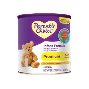 New 5 00 Off Parent S Choice Infant Formula Coupon Amp 1