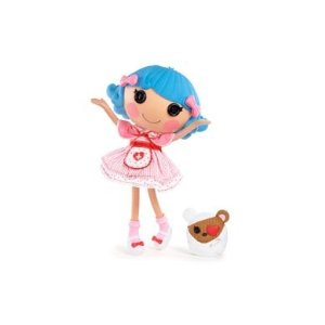 MGA Entertainment joining with The American Red Cross – Donates Lalaloopsy Rosy Bumps 'N' Bruises Dolls to Donors and Young Patients