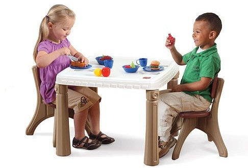 Step2 S Lifestyle Table Amp Chair Set Makes The Perfect Quot Kid