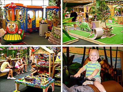 Dallas Ft Worth Deal 5 Admission To Indoor Safari Park