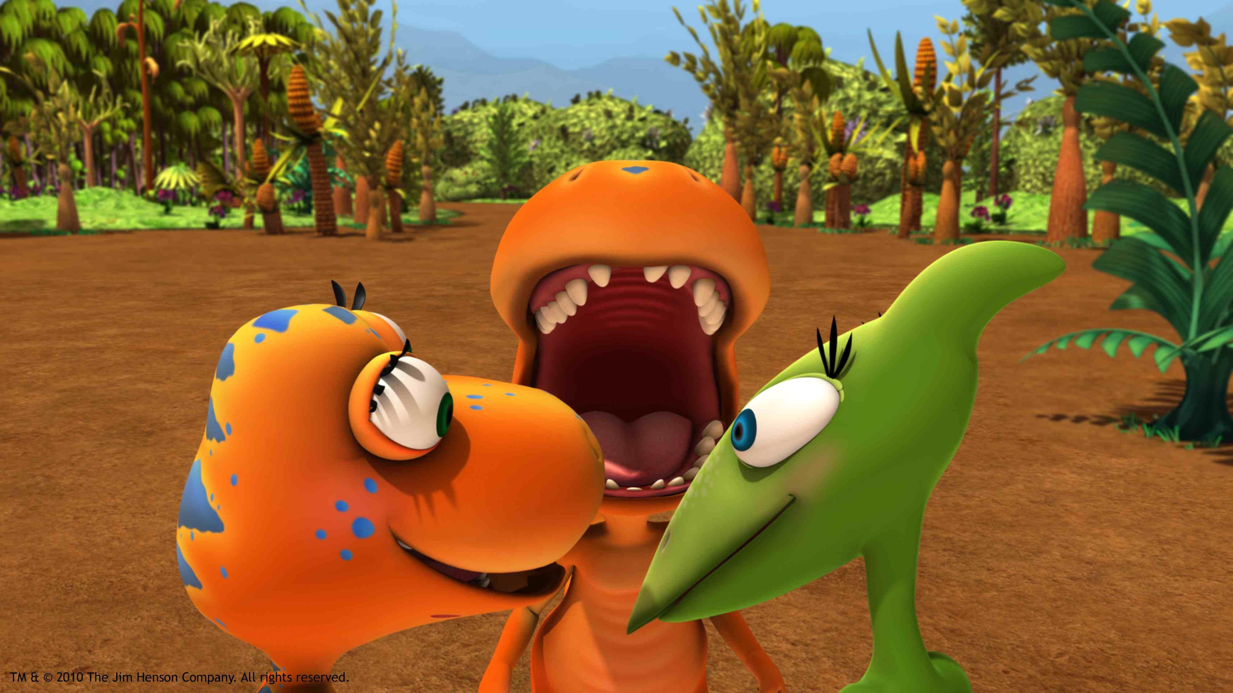 Dinosaur Train Healthy Teeth Tips for Kids - Giveaway too ...