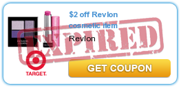 $2 off Revlon cosmetic item