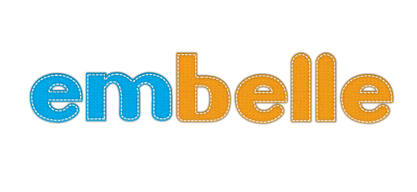 Embelle Wipe-Off Baby Bib Cowboy Themed