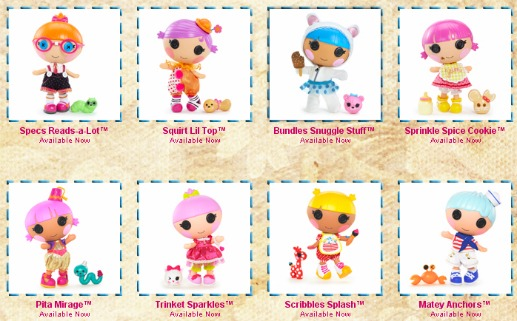 lalaloopsy coloring pages facebook likes - photo#26