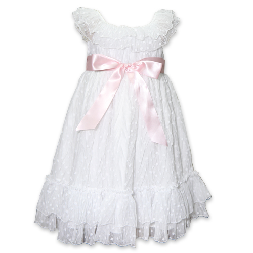 53e48b8c4af Beautiful Pleated Point Esprit Dress for Girls from Laura Ashley USA ...