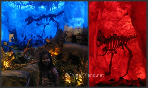 T-Rex, A Prehistoric Family Adventure at Downtown Disney (Orlando) – Don't Miss This!