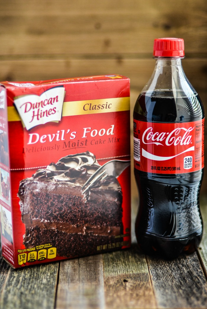 Coke Cake Recipe With Devils Food Cake