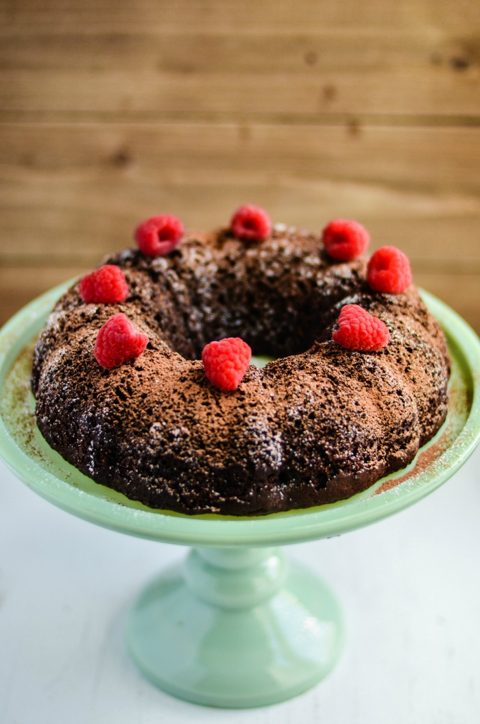 Easy Devil's Food Coca-Cola Cake