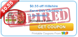 $0.55 off Hillshire Farm Deli Carvers™ Lunchmeat