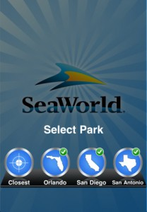 SeaWorld's Official App – It's FREE (Good for all 3 Parks)
