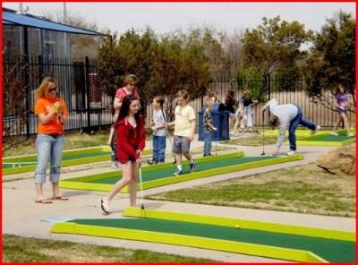 Dallas/Ft Worth: Zone Action Park Family Entertainment Center Coupon (Lewisville)