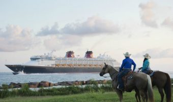 Look What Has Arrived in Texas – the Disney Magic (PHOTOS)